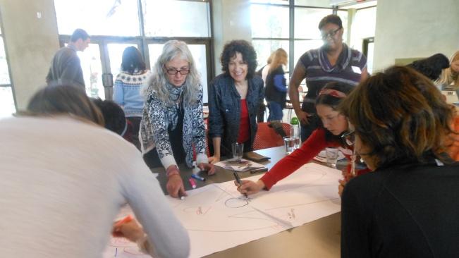 ECSL Meeting, Feb 13, 2013 at TreePeople